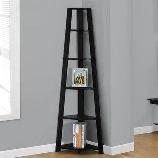 Arabella Corner Unit Bookcase by Andover Mills