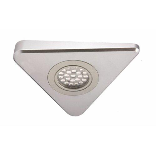 Ganey LED Under Cabinet Puck Light Symple Stuff Bulb: Warm White, Size: 2 Light Kit