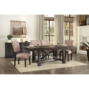 Wehner Dining Table Millwood Pines