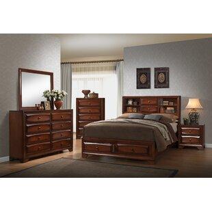 Granite Panel 6 Piece Bedroom Set