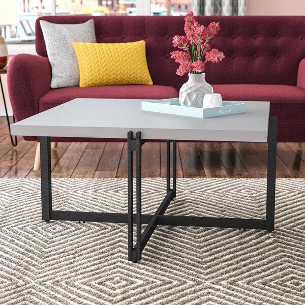 Metal Base Coffee Table Wayfair