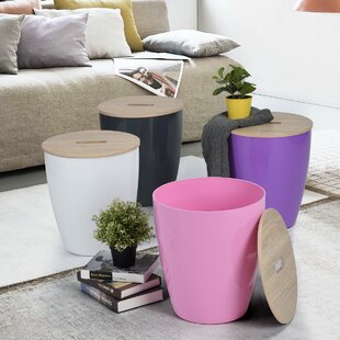 Fyffe Storage Ottoman by Ebern Designs