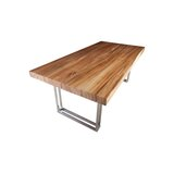 Gilbert Solid Wood Dining Table by Phillips Collection