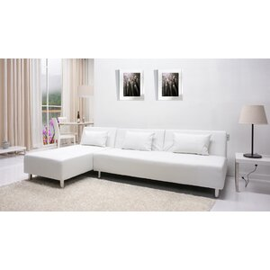 Ricardo Reversible Sleeper Sectional