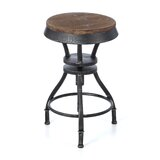 Calexico Adjustable Height Swivel Bar Stool by Trent Austin Design®