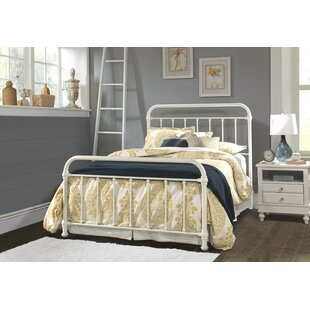 Harlow Panel Bed