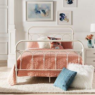 Three Posts Copake Panel Bed