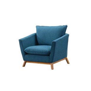 Treyton Armchair by George Oliver