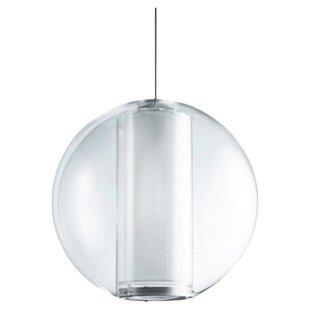 Pablo Designs Bel Occhio 1-Light Pendant