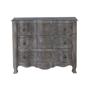 Calen 3 Drawer Accent Chest by Ophelia & Co.