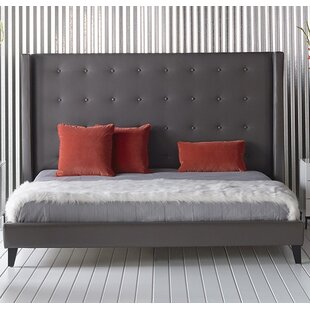 Mercer41 Rieke California king Upholstered Platform Bed