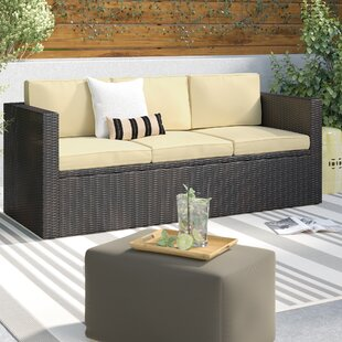 Belton Patio Sofa with Cushions