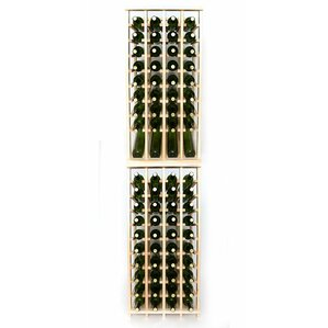 Premium Cellar Series 80 Bottle Floor Wine Rack by Wineracks.com