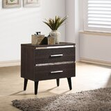 Mendota 2 - Drawer Nightstand in Cherry by Corrigan Studio®
