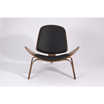 Pleasant Dandre Lounge Chair Corrigan Studio Upholstery Black Machost Co Dining Chair Design Ideas Machostcouk