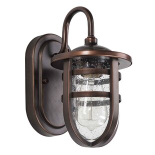 Camron Outdoor Wall Lantern
