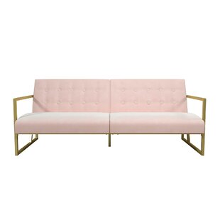 Lexington 3 Seater Clic Clac Sofa Bed By CosmoLiving By Cosmopolitan