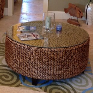 Chic Teak Lily Coffee Table