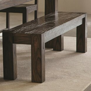 Vansickle Dining Bench by Millwood Pines