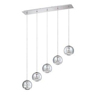 Kendal Lighting Spumante 5-Light Cluster Pendant