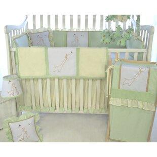 Read Reviews Seman 4 Piece Crib Bedding Set ByHarriet Bee