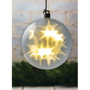 Reviews Mccary Sphere Large Globe String Lights By The Holiday Aisle