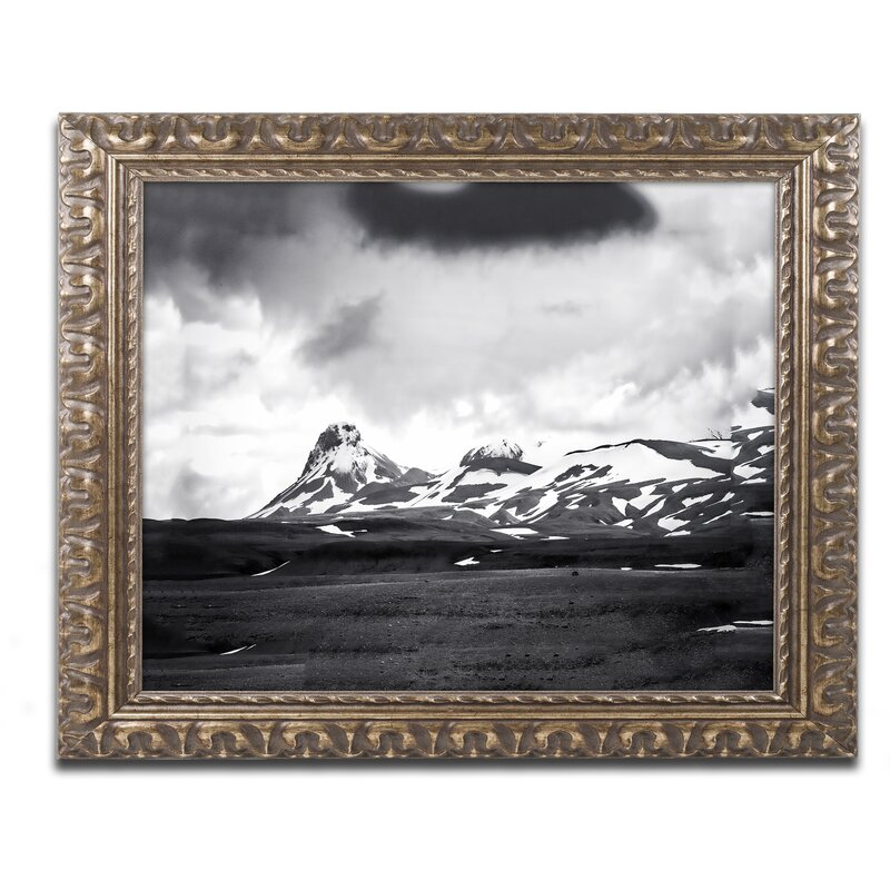 Trademark Art Lonely Hunter By Philippe Sainte Laudy Framed Photographic Print Wayfair