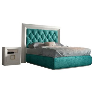Kolar Panel 4 Piece Bedroom Set by Everly Quinn