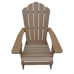 Highland Dunes Ajinkya Plastic Adirondack Chair