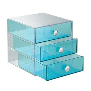 3 Drawer Storage Supplies Organizer
