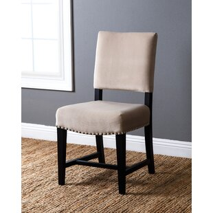 Samson Upholstered Dining Chair Red Barrel Studio