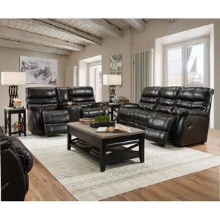 Slough Reclining Configurable Living Room Set by