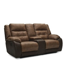 Shaunda Reclining Loveseat by Red Barrel Studio Coupon