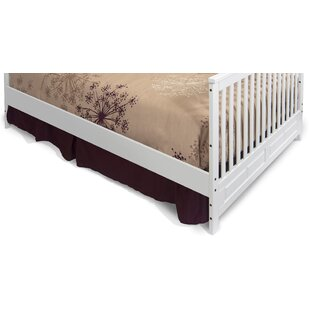 Comparison Dresden and Bradford Full Bed Rails ByChild Craft