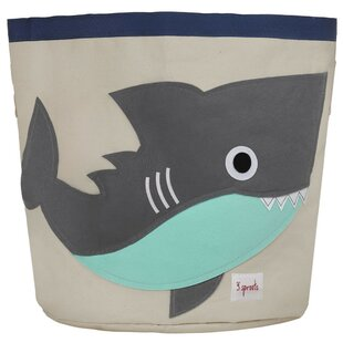 Inexpensive Shark Storage Fabric Bin By3 Sprouts