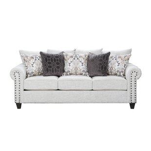 Simmons Upholstery Merseyside Sofa by Three Posts