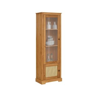 Yassine Standard China Cabinet By August Grove