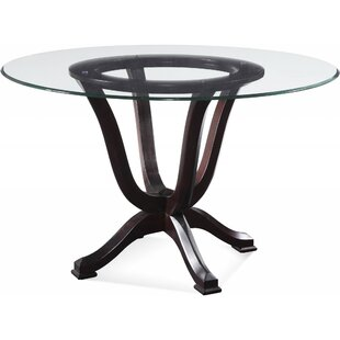 Piazza Dining Table by House of Hampton Cool