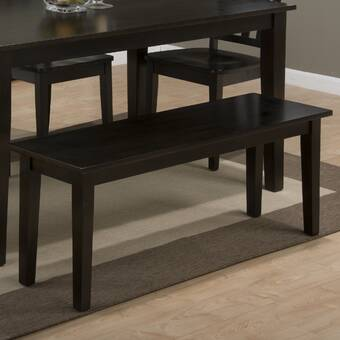 Groovy Penrod Wood Bench Reviews Birch Lane Gmtry Best Dining Table And Chair Ideas Images Gmtryco