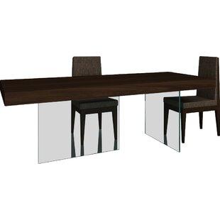 Brayden Studio Corona Modern Dining Table