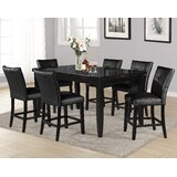 Markina 7 - Piece Counter Height Dining Set by Red Barrel Studio®