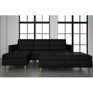Sectional Sofa With Ottoman | Wayfair