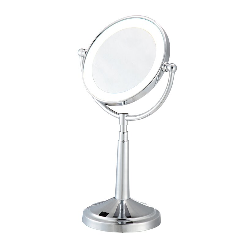 Charlton Home Dalaigh LED Cosmetic Lighted Mirror