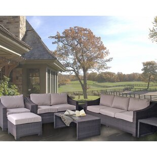 Sonoma 7 Piece Deep Seating Group with Cushions