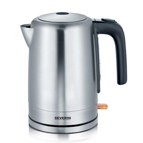1 7 L Wasserkocher aus Edelstahl SEVERIN   Küche und Esszimmer > Küchengeräte > Wasserkocher   SEVERIN