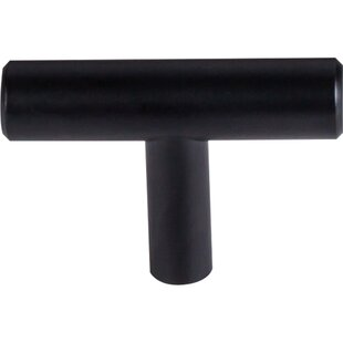Read Reviews Hopewell T-Handle Bar Knob By Top Knobs