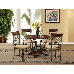 Nalston 5 Piece Dining Set