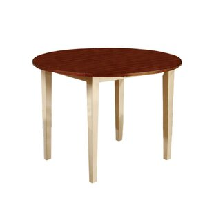 Enoch Transitional Drop Leaf Dining Table