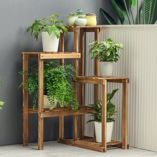 Auxvasse Rectangular MultiTiered Plant Stand
