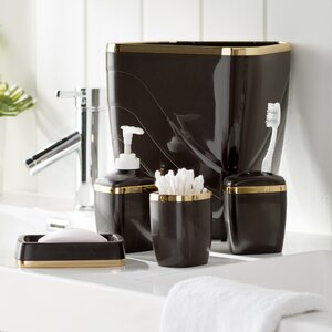 Wayfair Basics Bathroom Accessory Set (Set of 5)